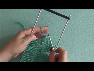 How To: Hairpin Lace - Basic Strip (Part 1)