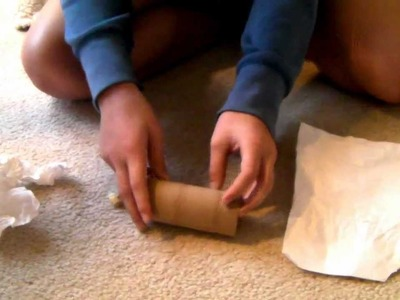 How to Make a Homemade Toilet Paper Roll Toy
