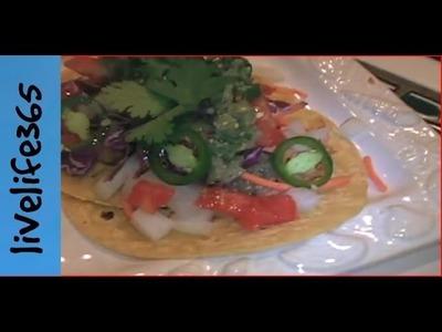How to. Make a Killer Fish Taco