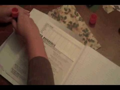 How to Make a Personal Journal.wmv