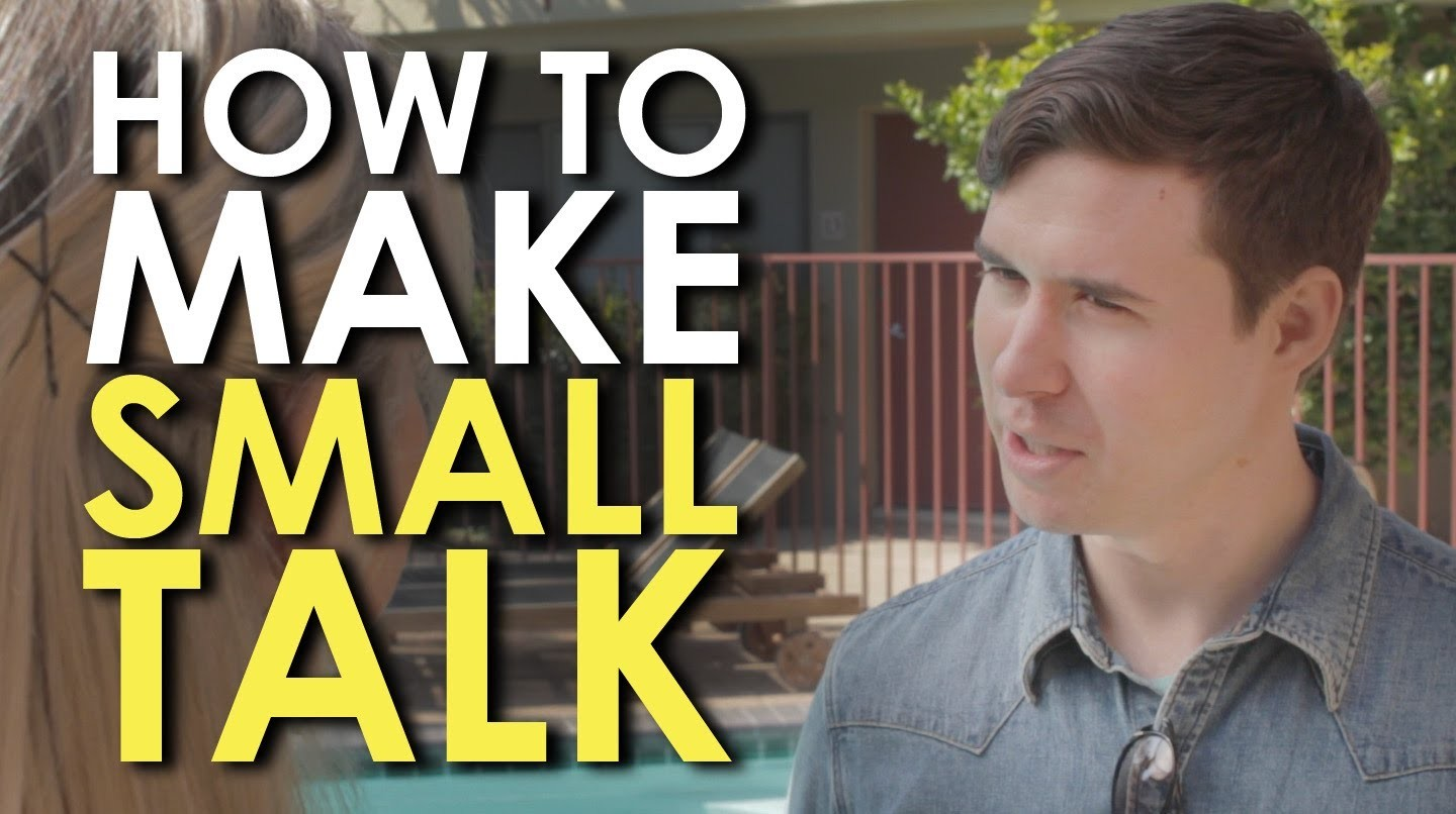 How to Make Small Talk With Strangers | The Art of Manliness