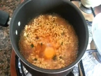 How to make the Best Instant Ramen Noodle - IMPROVED VERSION