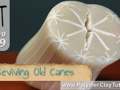 How To Revive Old Polymer Clay Canes