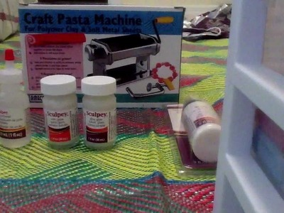 HUGE Polymer Clay & Adhesives Haul [Michael's, Walmart, Lowe's]!