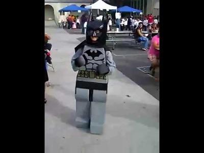 Lego Batman Kids Costume