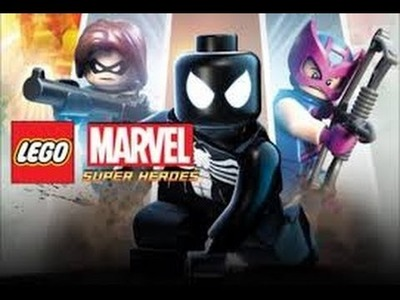 Lego Marvel Superheros- How to Unlock Deadpool, Gameplay and, More
