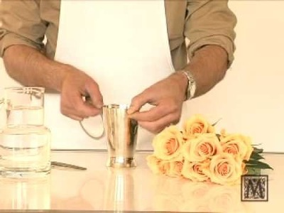 Miniature Flower Arranging Made Simple