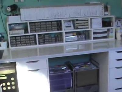 My Craft Room Desk