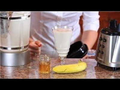 Nutrition Tips : How to Make a Healthy Homemade Protein Shake