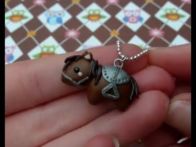 Polymer Clay.Fimo Charm Update #9