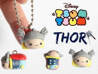 Polymer Clay Thor Tsum Tsum [Collab w. Mondoinundito]