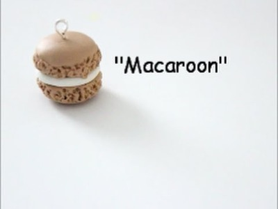 "Polymer Clay Tutorial: ""Macaroon"""