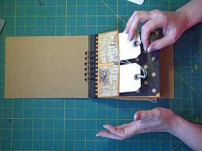 Z-Fold Envelope Mini Album