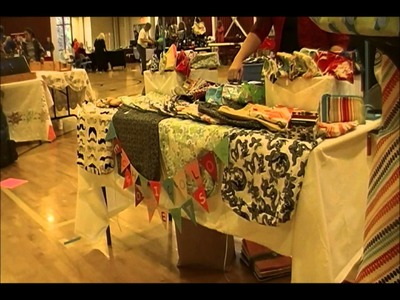 Craft Fair Set-Up Time Lapse