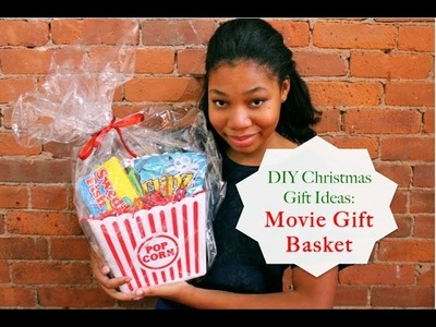 DIY Christmas (Holiday) Gift Idea for Those Movie Lovers! Giveaway (CLOSED)