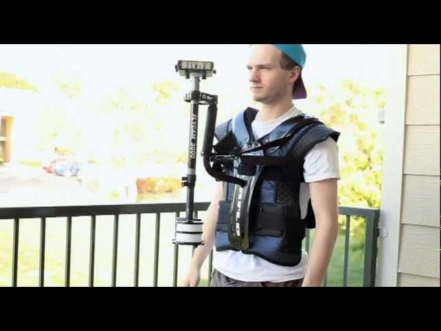 D.I.Y. Steadicam Vest Under $15