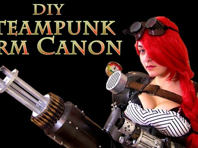 DIY Steampunk Arm