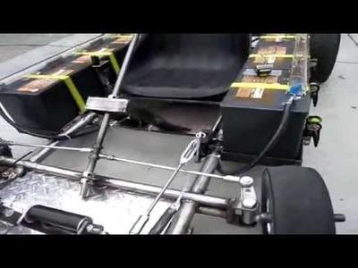 Electric Go Kart