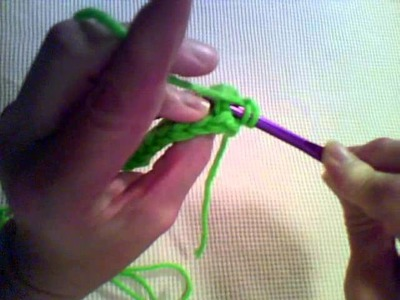 How to Crochet - Back Post Double Crochet Stitch
