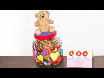 How to make a cookie jar to give as a gift - EP