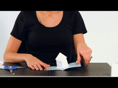 How to Make a House Pop-Up Card | Pop-Up Cards