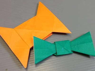 How to Make Origami Candy Pieces for Halloween