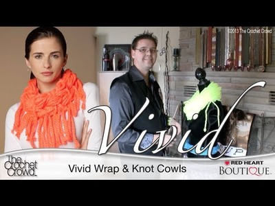 Learn How to Make Incredible Fluorescent Vivid Cowls