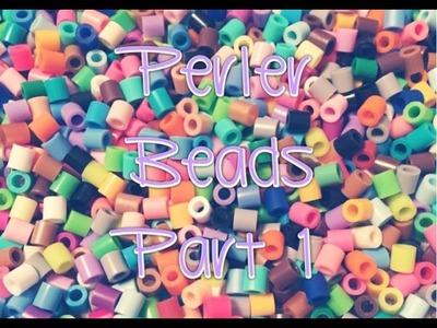 Perler Beads Part 1