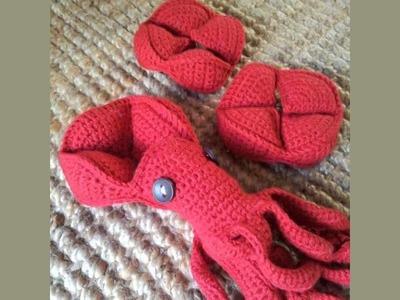 Puzzle Blocks Baby Blanket Free Crochet Pattern
