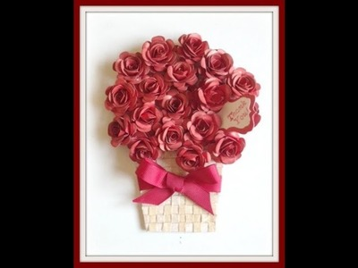 Rose Basket Card Tutorial.m4v