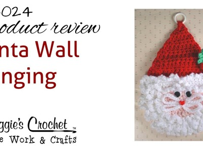 Santa Wall Hanging - Product Review PS024