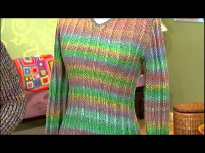 Slip-Stitch Knitting, From Knitting Daily TV Episode 1009