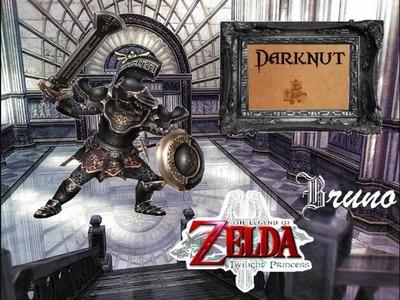 Super Smash Bros. Brawl Darknut Papercraft