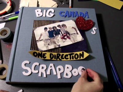 """The """"Big Canada Loves One Direction"""" Scrapbook - Week 1 Teaser"""