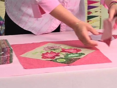 The secrets to rotary-cutting using the Harmoniser fat quarter pack