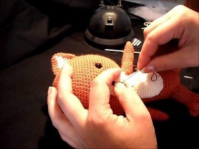 Tuto Video Crochet: Assemblage et finitions - Partie 3