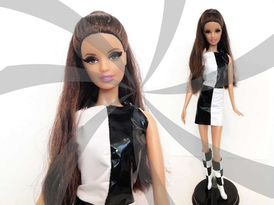 Ariana Grande Problem Doll Tutorial - How to make an Ariana Grande Doll