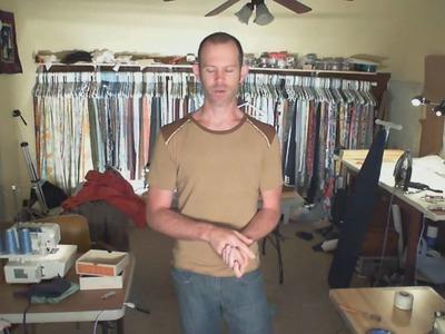 Brian's Week in Sewing 12.11.09