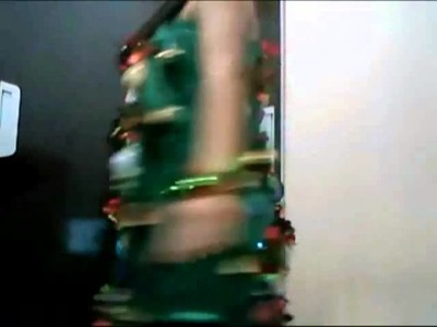 Coolest Homemade Christmas Tree Costume