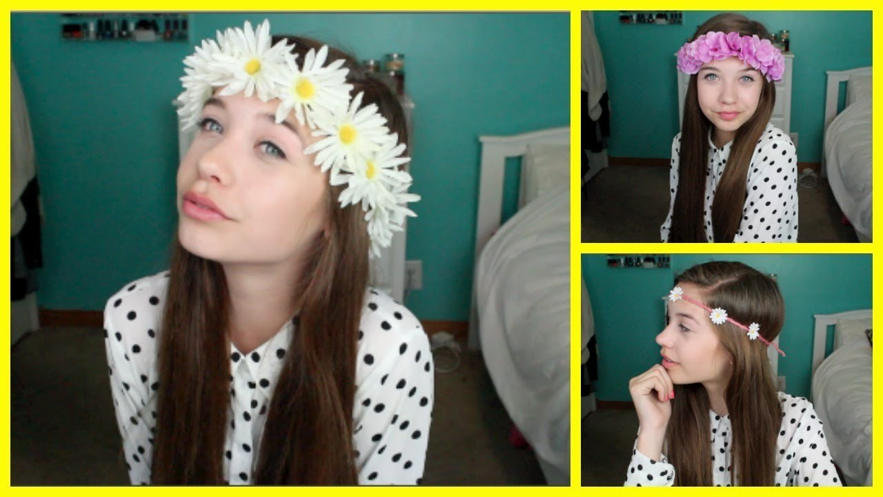 DIY: Flower Crown.Headband !