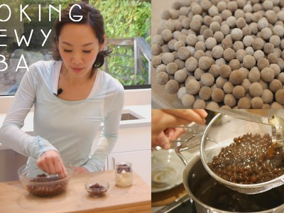 How to cook BOBA from scratch | Step-by-step guide