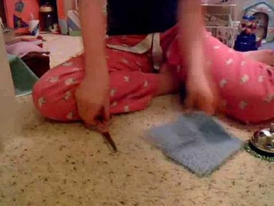 How to make a bean bag