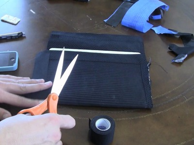 How to make a cover for your iPad, iPad 2, or any other tablet device for under 10$