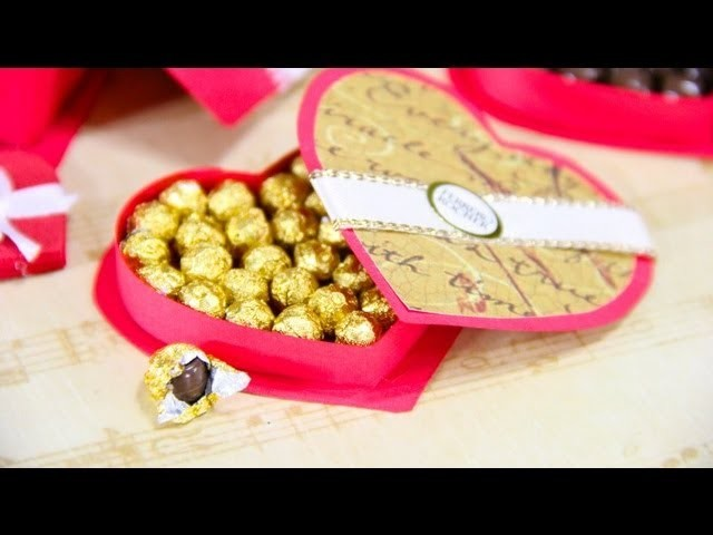 How to Make a Doll Box of Chocolates - Doll Crafts