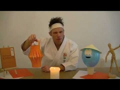 How to make Chinese Paper Lanterns - Pop'n'Olly