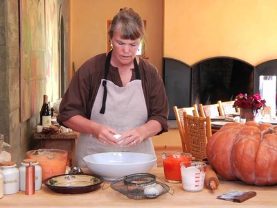How to Make Pumpkin Pie: Thanksgiving Dinner Recipe | Pottery Barn
