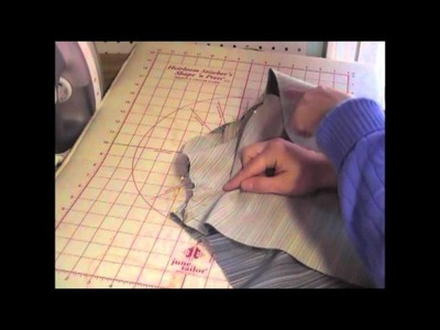 How to sew a Reversible Boys Jacket