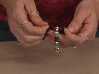 How to use Stretch Cord to make jewelry