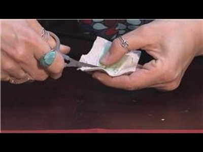 Jewelry Making With Household Items : How to Make Broken China Jewelry