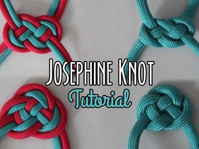 Josephine Knot Tutorial